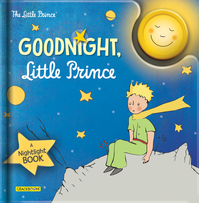 Goodnight, Little Prince: A Nightlight Book Cover Image