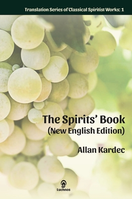 The Spirits' Book (New English Edition): Enlarged Print Cover Image