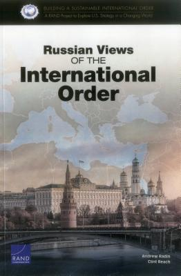 Russian Views of the International Order Cover Image