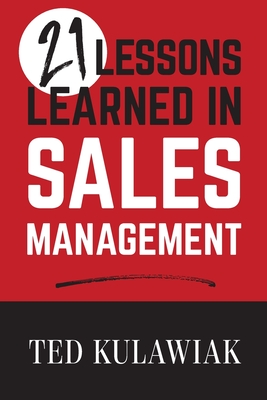 21 Lessons Learned in Sales Management Cover Image