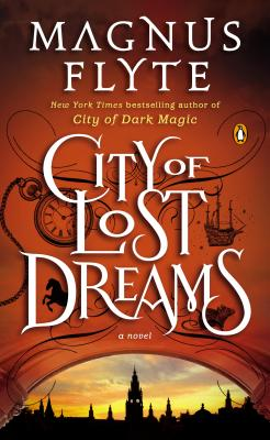 City of Lost Dreams Cover Image