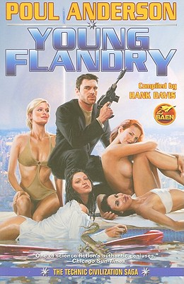 Cover for Young Flandry