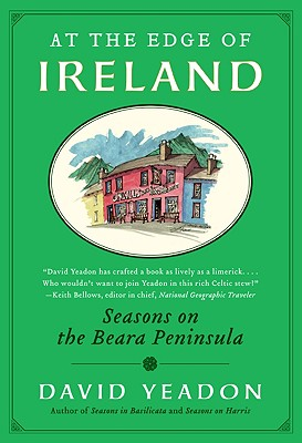 At the Edge of Ireland: Seasons on the Beara Peninsula Cover Image