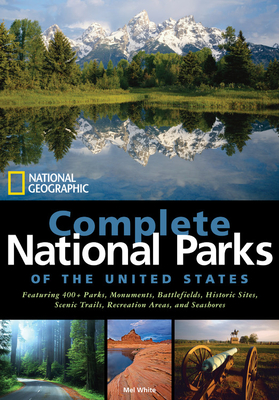 National Geographic Complete National Parks of the United States Cover