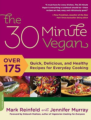 The 30 Minute Vegan Cover