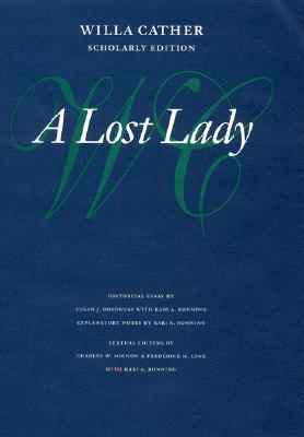 A Lost Lady Cover