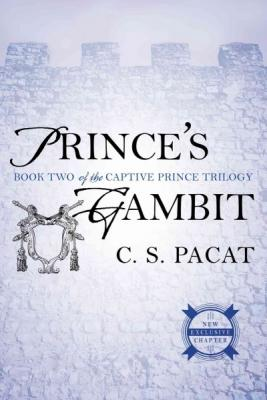 Prince's Gambit (The Captive Prince Trilogy #2) Cover Image