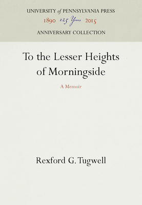 To the Lesser Heights of Morningside Cover Image