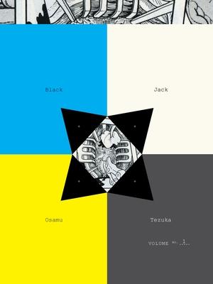 Black Jack, Volume 1 Cover