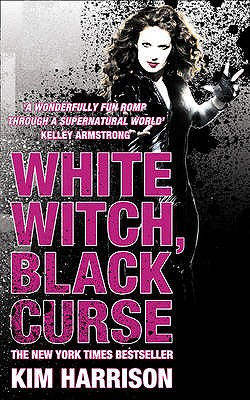 White Witch, Black Curse Cover