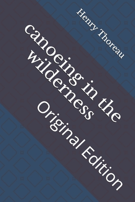 canoeing in the wilderness: Original Edition Cover Image