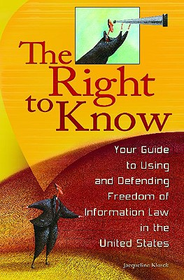 The Right to Know Cover
