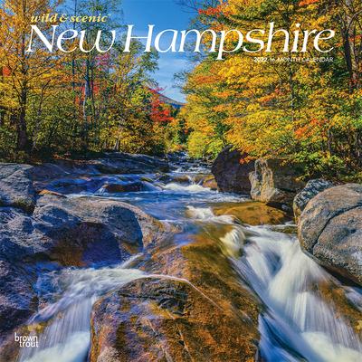 New Hampshire Wild & Scenic 2022 Square Cover Image