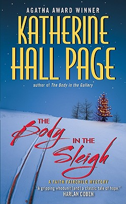 The Body in the Sleigh: A Faith Fairchild Mystery (Faith Fairchild Mysteries #18) Cover Image