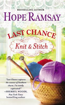 Last Chance Knit & Stitch Cover