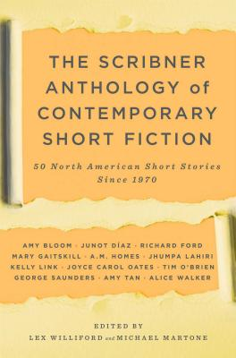 The Scribner Anthology of Contemporary Short Fiction: 50 North American Stories Since 1970 Cover Image