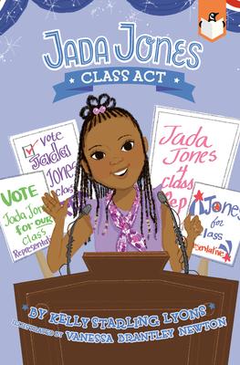 Class Act #2 (Jada Jones #2) Cover Image