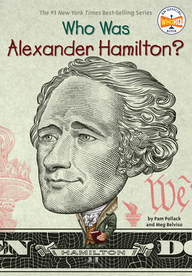 Who Was Alexander Hamilton? (Who Was?) Cover Image