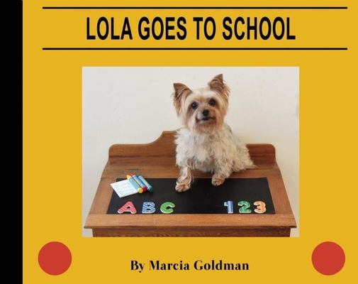 Lola Goes to School Cover