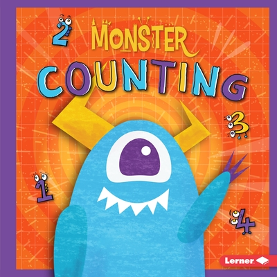 Monster Counting (Monster Math) Cover Image