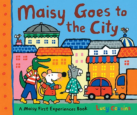 Maisy Goes to the City Cover