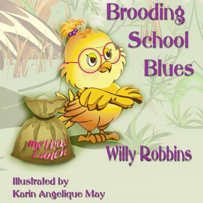 Brooding School Blues Cover Image