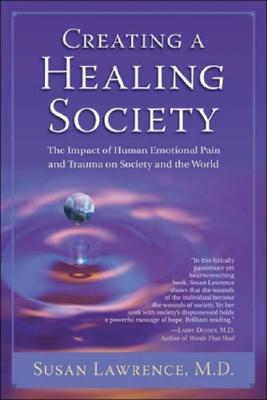 Cover for Creating a Healing Society