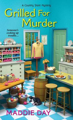 Grilled For Murder (A Country Store Mystery #2) Cover Image