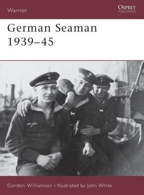 German Seaman 1939 45 Cover