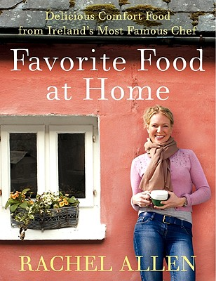 Favorite Food at Home Cover