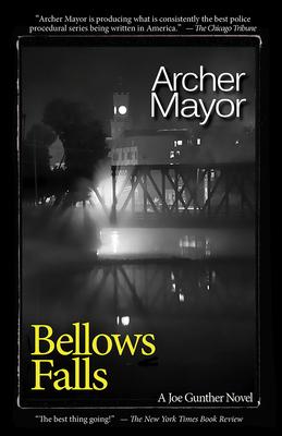 Bellows Falls (Joe Gunther Mysteries #8) Cover Image