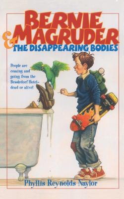 Bernie Magruder and the Disappearing Bodies Cover