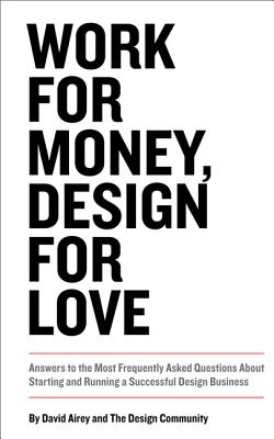Work for Money, Design for Love Cover