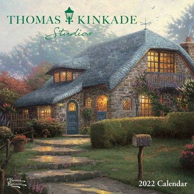 Thomas Kinkade Studios 2022 Mini Wall Calendar Cover Image