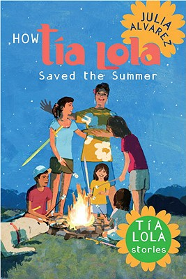 How Tia Lola Saved the Summer Cover