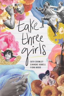 Take Three Girls Cover Image