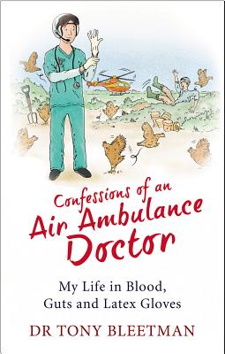 Confessions of an Air Ambulance Doctor Cover Image
