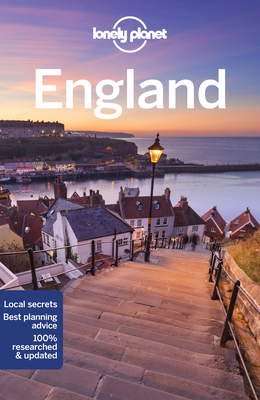 Lonely Planet England 11 (Travel Guide) Cover Image
