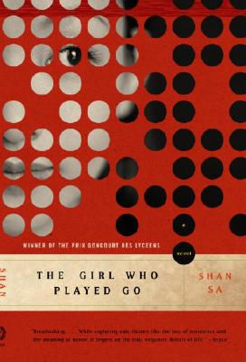 The Girl Who Played Go: A Novel Cover Image