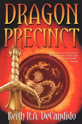 Dragon Precinct Cover