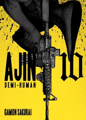 Ajin, Volume 10: Demi-Human Cover Image