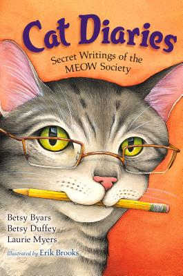 Cat Diaries: Secret Writings of the MEOW Society Cover Image