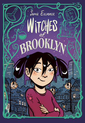 Witches of Brooklyn: (A Graphic Novel) Cover Image