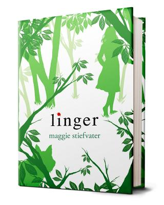 Linger (Shiver, Book 2) Cover Image