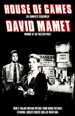 Cover for House of Games (Mamet)