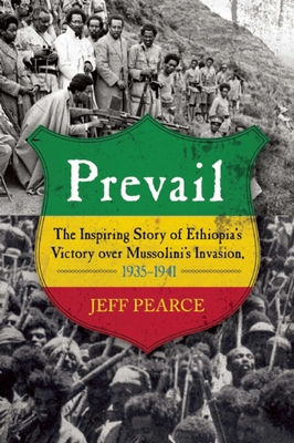 Cover for Prevail