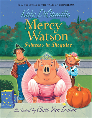 Princess in Disguise (Mercy Watson #4) Cover Image