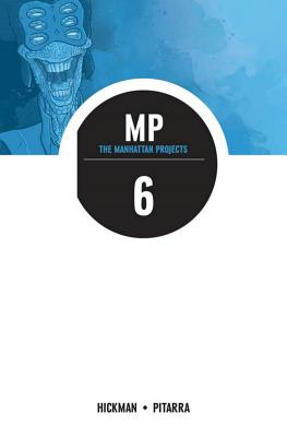 Manhattan Projects Volume 6: Sun Beyond the Stars cover image