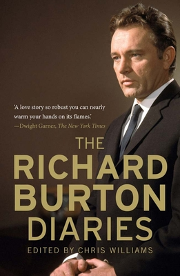 The Richard Burton Diaries Cover
