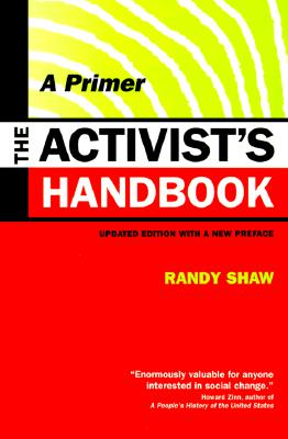 The Activist's Handbook Cover